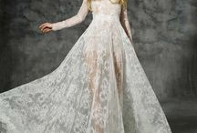 Inspire | The Winter bride / Wedding dress design inspiration for a winter wedding dress