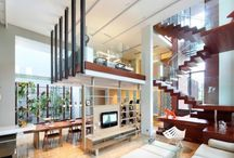 Architecture & Interior design / by Sébastien Gabriel