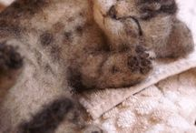 animaux en coton