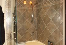 Bathroom remodel / by Linda Griffin