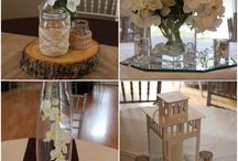 All Inclusive Centerpieces / Check out what our All-Inclusive Centerpieces look like