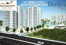 Gaur Saundaryam in Greater Noida / Gaur Saundaryam is a residential project located at Greater Noida.