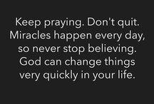 Self Care, Praying