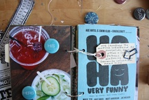 scrapbook ideas / by Dana Brinkmeier Paulsen