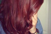 Hair °° reds ••