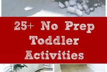 Toddler/kid activities