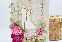 Ślub - podziękowania od młodych/Wedding - thanks