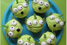 Halloween - Cupcakes