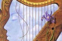 harp/irish