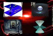 Explosión cuantica / concepto gráfico para IO.JS