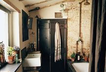 Bathrooms...