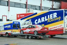 CARLIER RACING / Wagenpark.