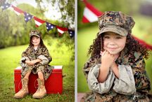 Heroes among us Sessions / by Sweet Angel Photography