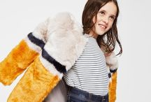 FAUX FUR FOR KIDS / Faux fur fashion and accessories for kids.