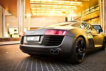 Audi / Own an Audi A4 B6, one day it will be an R8........