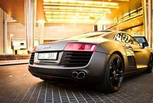 Audi / Own an Audi A4 B6, one day it will be an R8........ / by Tarnya Harper