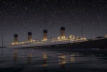 Titanic / Animation video about final two hours in real time.