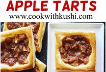 Apple Recipes / All types of recipes that use apple including apple butter, baked apples and apple chips