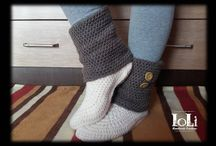IoLi's Knitted Creations / Knitted Creations -  Πλεκτές δημιουργίες
