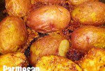 potato recipes / by Denise Toensing Emstad