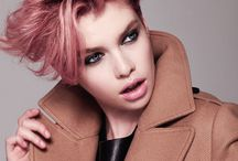 Hair inspiration / #hair #inspiration #fashion