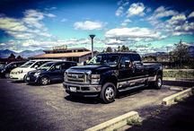Ford F350 SUPER DUTY / The photograph of F350 which I love earnestly