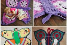 crochet animalestapetes