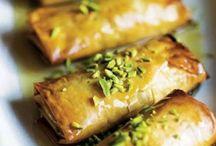 Middle Eastern/Turkish/Greek Food