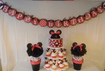 Birthday Party Ideas / by Megg Morgenstern