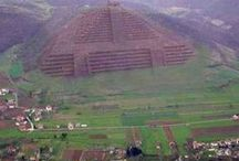 Boszniai piramisok, Visoko