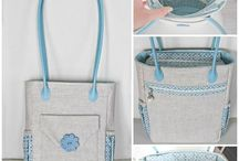 Craftiness: Sewing: Cool Bag Patterns