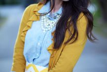 My style cheerful colors / My style:cheerful bright colors