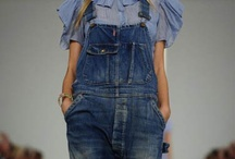 Dressing in Overalls and Denim