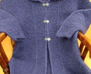 Top down + knitting //ferri circolari / by Maddalena Cappelletti