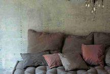 Built in & pallet sofa