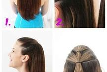 Hairstyle for ladies