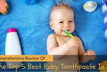 A Comprehensive Review Of The Top 5 Best Baby Toothpaste In 2017