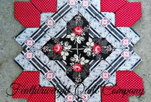 Patchwork of the Crosses / English Paper Piecing