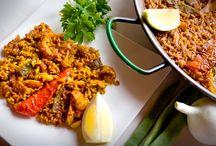 Gastronomía / Una selección de los platos que puedes degustar en Finestrat.