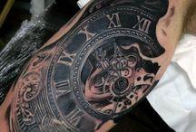 tatuaż Triceps