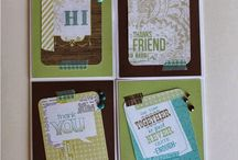 Picture my Life - albums and inspiration / See just how versatile and totally fab PML cards are