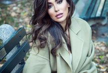 Huda Kattan / Huda Kattan is a professional make-up artist known internationally for her great work She is also very popular on social media. Let's take a look at her work, make up styles, face, pictures etc.