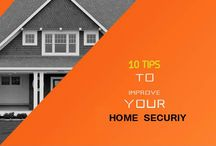 Fitted Risco home security alarms