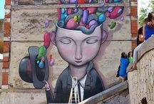 Street Art / by Déplumeuse de Chats