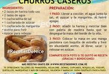 churros caseros