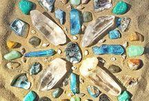 Crystals Grid