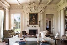 Vintage Interiors / Inspiration for vintage interior design