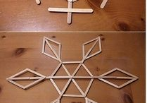 Snowflake crafts