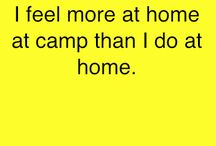 Good Camp Quotes