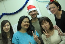 ALA Christmas party in 2011